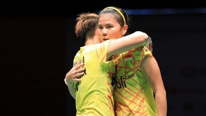 Jadwal Olimpiade Tokyo 2020 : 3 Wakil Indonesia di Badminton Main, Greysia / Apriyani Pertama