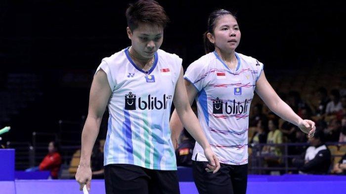 Greysia/Apriyani Berhasil Melaju ke Babak Final Thailand Open, Susul Praveen/Melati
