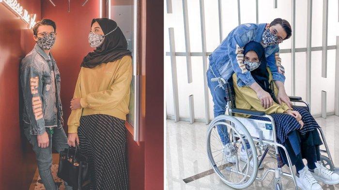 Zaskia Sungkar Tunggu Hasil Kehamilan Program Bayi Tabung, Irwansyah Tulis soal Perjuangan Keduanya