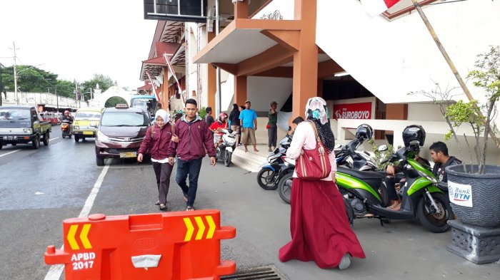 Pemilu 2019, Pasar Tradisional di Solo Tetap Beroperasi