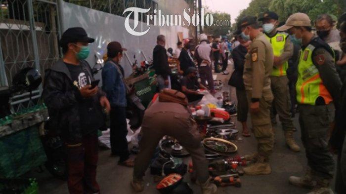 4 Aturan Baru PPKM Darurat Per 26 Juli yang Disampaikan Presiden Jokowi : Pasar Boleh Buka Lagi