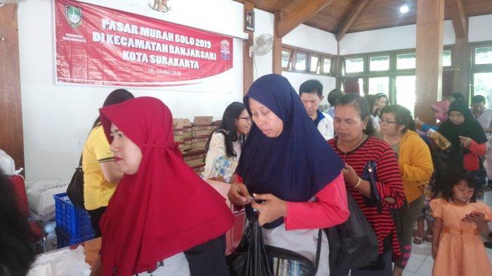 Jadwal dan Lokasi Pasar Murah  2019 di Lima Kecamatan di Kota Solo