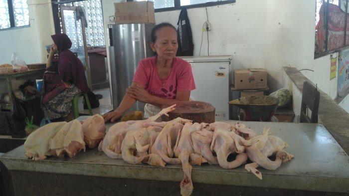 Hari Kedua Ramadan 2021, Harga Daging Ayam di Karanganyar Tembus Rp 40 Ribu per Kilogram