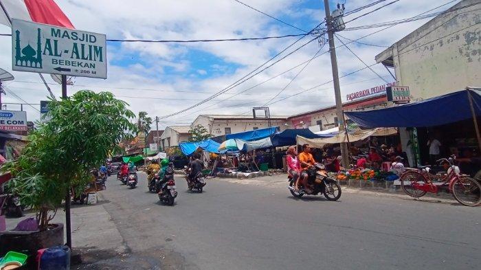 Kondisi Pasar Pedan, Klaten