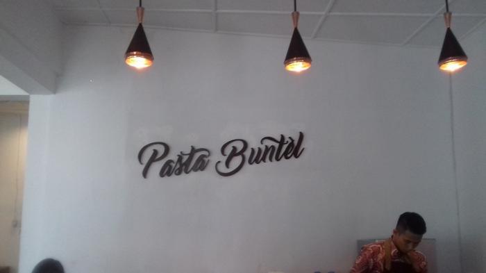 Mencicipi Pasta Buntel, Usaha Baru Anak Jokowi di Solo