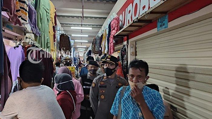 Marak Aksi Copet di Kawasan Pasar Kliwon Solo, Polisi Tingkatkan Pengawasan di Pasar