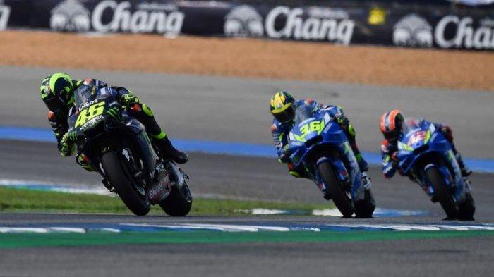 Link Live Streaming MotoGP Portugal, Seri Terakhir Gelaran MotoGP 2020, Simak Jam Tayangnya