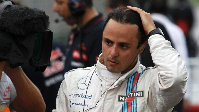 Felipe Massa Mundur dari Pentas Balap Formula 1