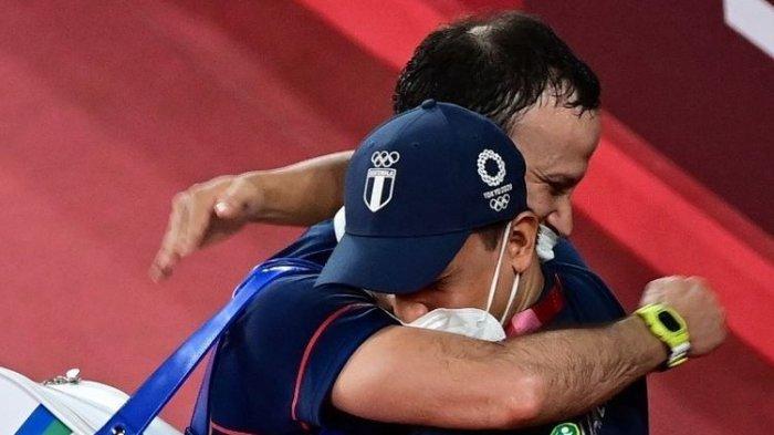 Muamar Qadafi Pelatih Asal Solo, Sukses Antarkan Kevin Cordon ke Final Olimpiade Tokyo 2020