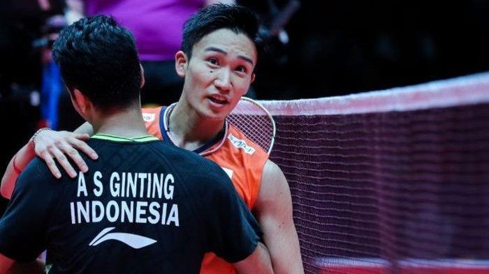 Nama Anthony Ginting Dapat Sorotan saat Pembukaan Olimpiade Tokyo, Ternyata Ada Kisah di Baliknya