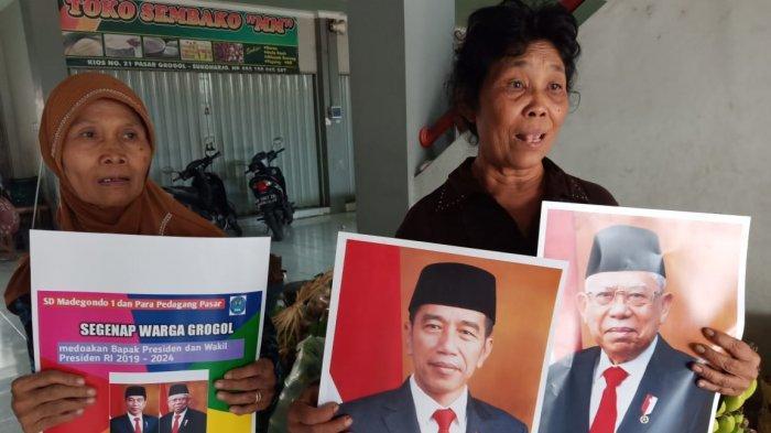 Harapan Pedagang untuk Pemerintahan Jokowi-Ma'ruf yang Bakal Memimpin Lima Tahun Mendatang