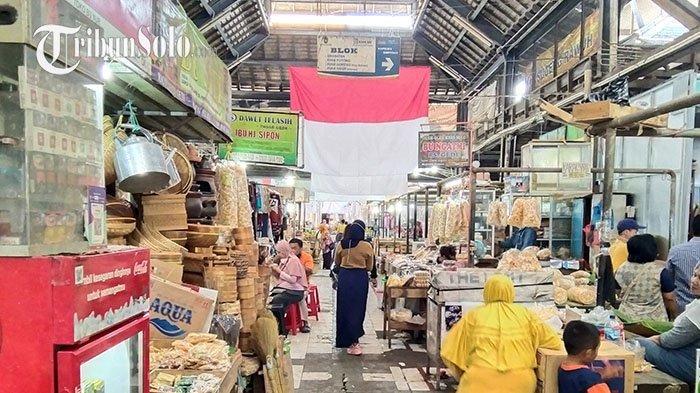 Ada Pedagang Pasar Gede Solo Tak Mau Terima Uang Pecahan Rp 75 Ribu, Sebut Sulit Cari kembalian