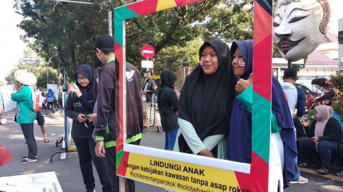 Yayasan Kakak Dorong Pemkot Solo Segera Sahkan Perda Kawasan Tanpa Rokok