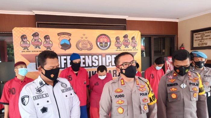 Polisi Bongkar Transaksi Narkoba Online, Ternyata Pesanan Warga Nguter Sukoharjo: Tembakau Gorila