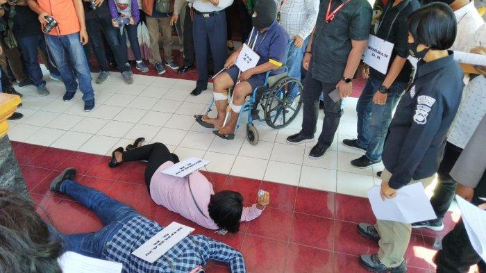 Pembantai Sekeluaga Belum Bisa Disidangkan, Polisi Diberi Waktu Perbaiki Berkas hingga 21 November