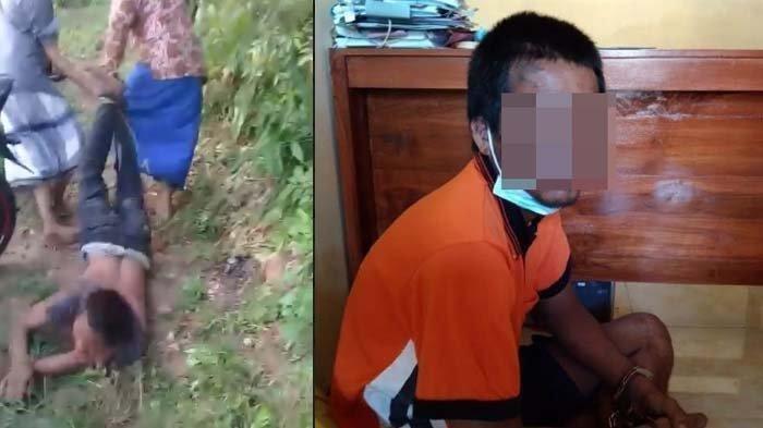 Viral Video Maling di Bangkalan Diseret dan Dipukuli Warga, Sempat Sembunyi di Kandang Sapi