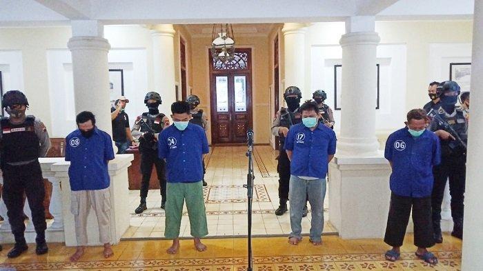 Kapolda Jateng Beberkan Peran Sejumlah Pelaku Penyerangan Keluarga Umar Assegaf di Pasar Kliwon Solo
