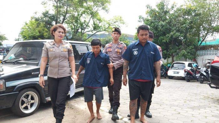 Dua Pelaku Perampasan Sepeda Motor yang Mengaku Polisi di Solo Diancam Hukuman 9 Tahun Penjara