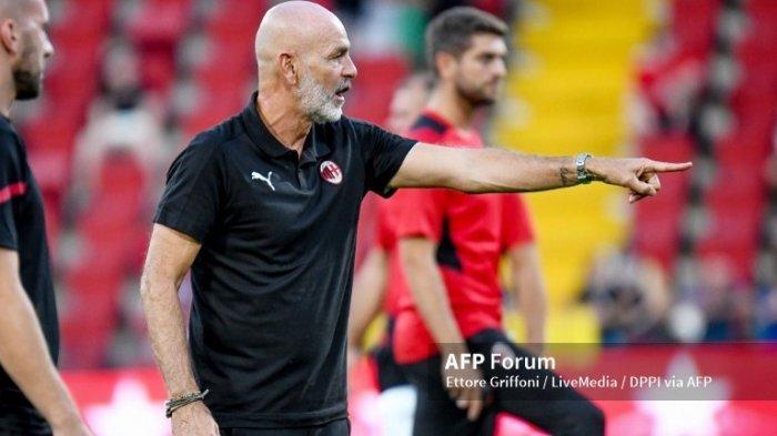 AC Milan VS Liverpool : Tanggapan Stefano saat Ibrahimocic Cedera, Hingga Prediksi Line Up Pemain