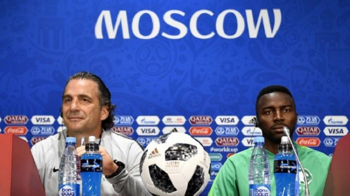 Laga Versus Uruguay, Pelatih Arab Saudi Juan Antonio Pizzi Tak Turunkan Striker Murni