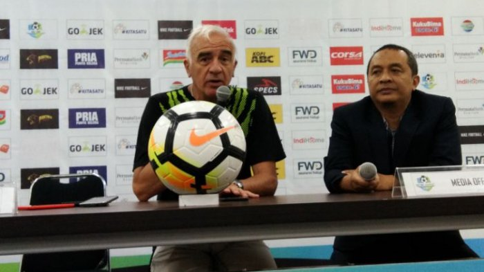 Duel Klasik Persib vs Persija, Mario Gomez Bertekad Jaga Harga Diri Maung Bandung