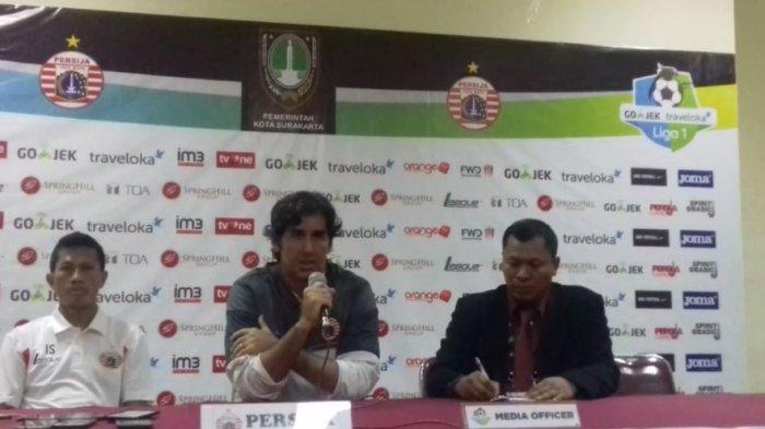 Pelatih Persija Jakarta: Kami Pernah Dilempar dan Dipukul, Tapi Tetap Selesaikan Pertandingan