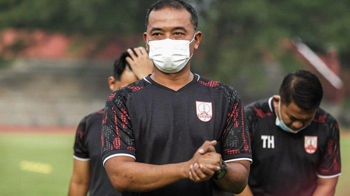 Progres Makin Meningkat, Pelatih Persis Solo Songsong Liga 2 dengan Kepala Tegak