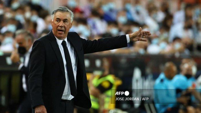 Carvajal Tumbang, Ancelotti Panggil Bek Muda Real Madrid, Pelapis Vazquez saat Jamu Real Mallorca