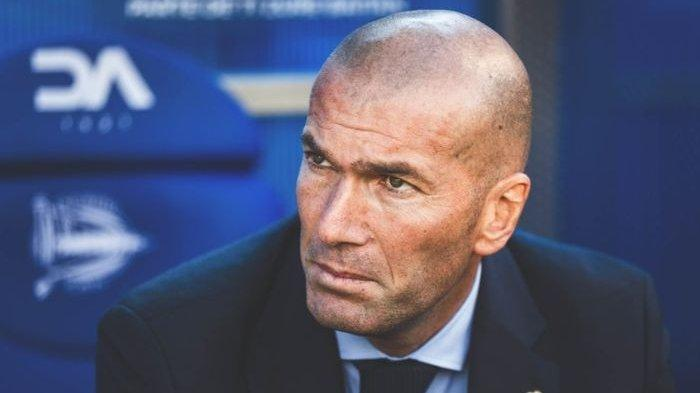 Real Madrid Puasa Gelar Seperti 11 Tahun Silam, Zidane Ambil Tanggung Jawab, Kode Bakal Mundur?