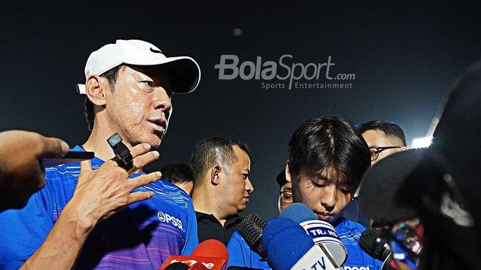 Kepada Media Korsel, Shin Tae-yong Bilang Kecewa dengan PSSI, Sebut Indra Sjafri Lakukan Kesalahan