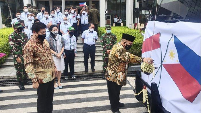 Jalin Kerjasama dengan Tentara Filipina, PT Sritex Ekspor 300 Ribu Seragam Militer