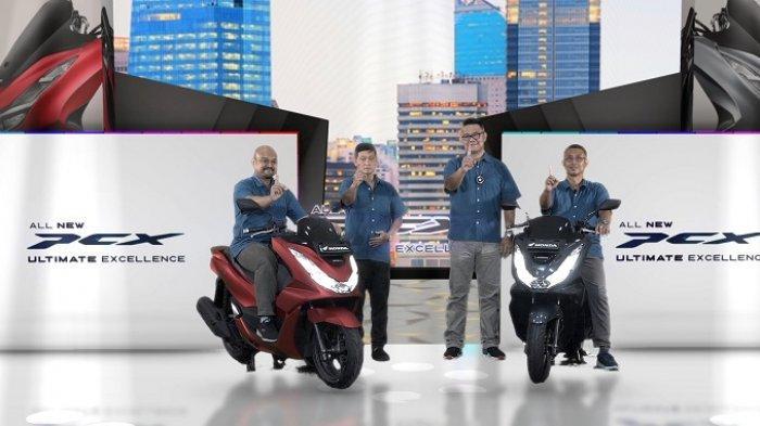 All New Honda PCX 160 Besok Resmi Diluncurkan di Jawa Tengah, Ini Spesifikasi hingga Kelebihannya