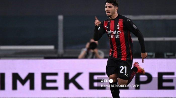 Brahim Diaz Kini Pakai Nomor Punggung Legenda Ruud Gullit, Nomor Keramat Pemain AC Milan