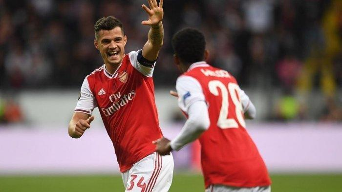 Pelan Tapi Pasti, Ramuan Jose Mourinho di AS Roma: Datangkan Granit Xhaka dari Arsenal