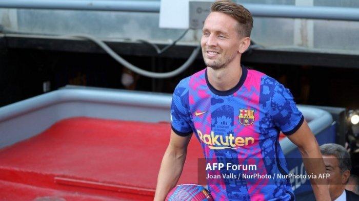 Pelatih Barcelona Ronald Koeman Sebut Striker Anyarnya Luuk de Jong Lebih Berbahaya Daripda Neymar