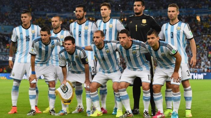 Timnas Argentina Nekat Lawan Aturan FIFA di Laga Lawan Cile, Simak Jersey Kontroversial Messi Cs Ini