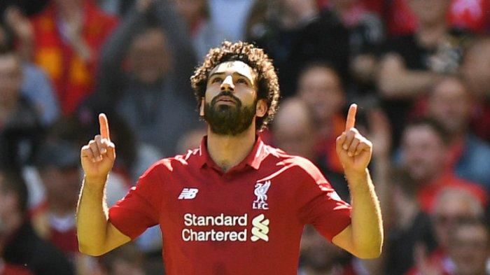 Tak Terbukti Lakukan Diving, Mohamed Salah Bisa Tampil Lawan Manchester City