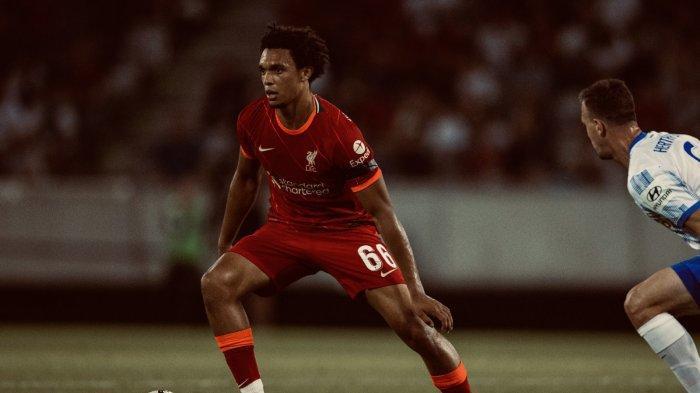 DEAL! Trent Alexander-Arnold Perpanjang Kontrak Bersama Liverpool Hingga 2025