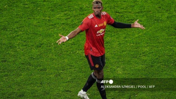 Man United Masih Ingin Pertahankan Paul Pogba, Transfer ke PSG Belum Resmi Terjalin