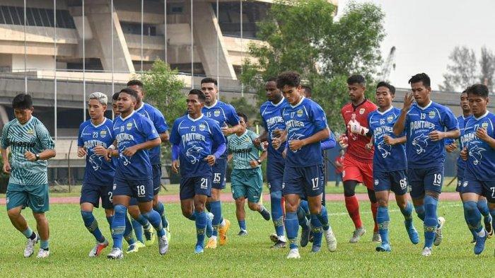 Jadi Kontestan di Piala Wali Kota Solo 2021, Persib Bandung Bakal Pamer Jersey Anyar?