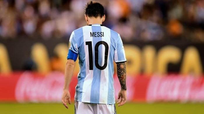 Lionel Messi: Anak Saya Bertanya Mengapa di Argentina Mereka Ingin 'Membunuh' Saya?