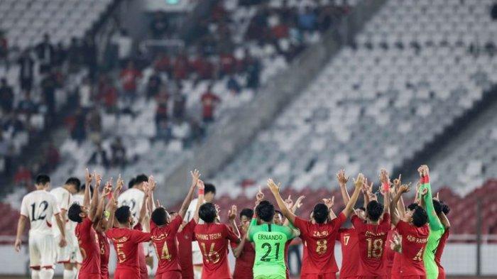 Link Live Streaming Timnas U19 Indonesia Vs Arab Saudi, Malam Ini Pukul 21.00 WIB
