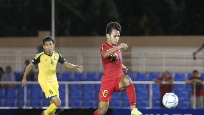 Final Melawan Vietnam, Osvaldo Haay Berpeluang Pecahkan Rekor Sepanjang Masa Timnas di Sea Games