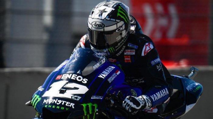 Jadwal MotoGP Catalunya Akhir Pekan Ini, Maverick Vinales Tak Sabar Balapan di Rumah Sendiri