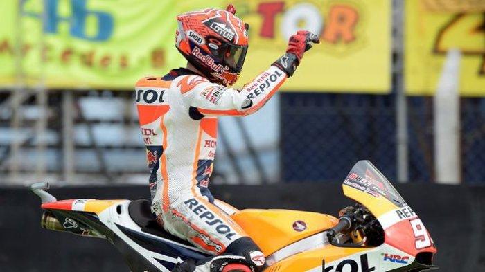 Sebelum MotoGP Malaysia, Marc Marquez Ternyata Sudah Punya Firasat Buruk Ini