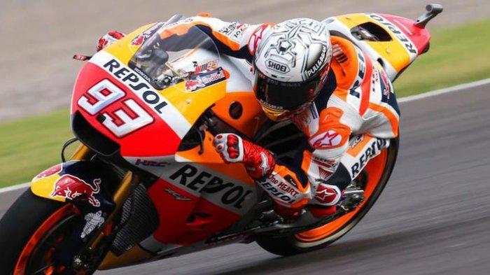 Jelang GP Spanyol, Pembalap Marc Marquez Bicara Karakteristik Sirkuit Jerez