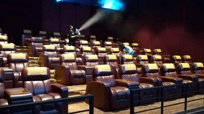 Pembukaan Bioskop Menuai Pro-Kontra, Ini Komentar Ganjar Pranowo hingga Ridwan Kamil