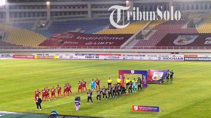 Diguyur Hujan Deras, Liga 2 di Manahan Solo Dibuka Menpora, Laga Pertama Persis Solo vs AHHA PS Pati