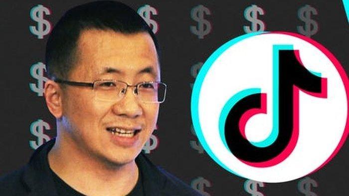 Kisah Zhang Yi Ming, Bos TikTok yang Sukses Jadi Miliarder dan Masuk 10 Orang Terkaya di Usia Muda