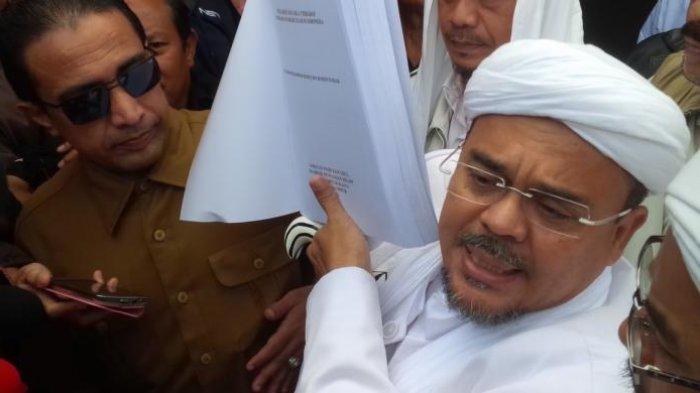 Kapolda Metro Jaya Anggap Abolisi Tak Cocok untuk Rizieq Shihab, Ini Alasannya